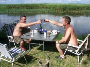 Fishingcamp Shakawe Botswana