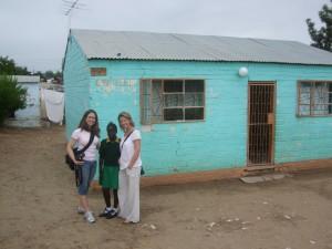 På besøk i Katetura, den fattigste bydelen i Windhoek
