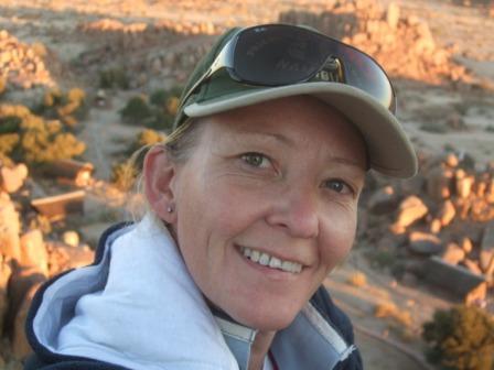 40 åringen på tur til Fish River Canyon. Bortreist på dagen fikk plutselig en ny mening...