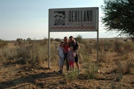En utrolig herlig gjeng som endelig kom seg til Afrika.  Og det er vi jo så glade for!!!