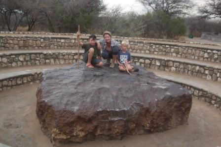 Verdens største meteoritt!!